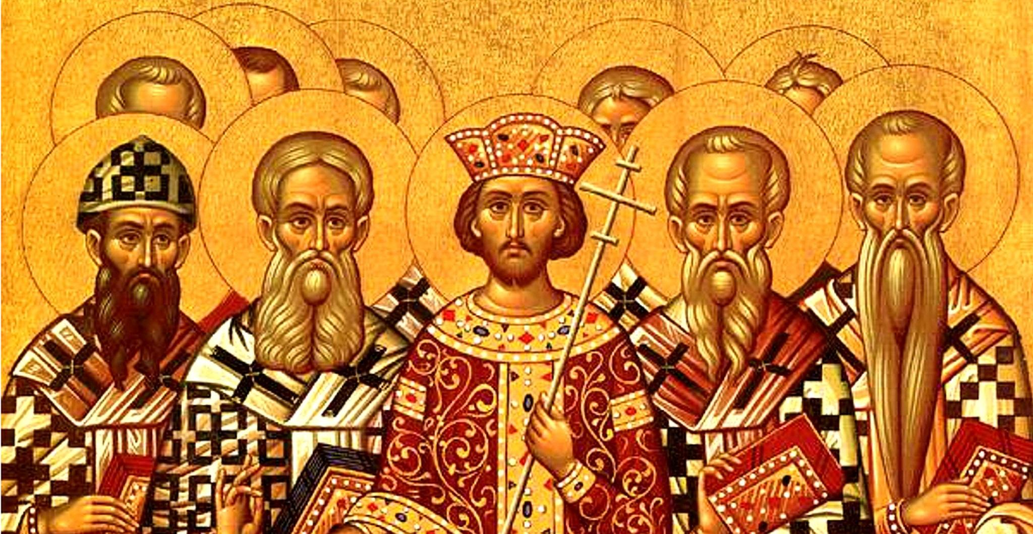 Header Image for: Introductory notice from the Ante-Nicene Fathers, Volume 1